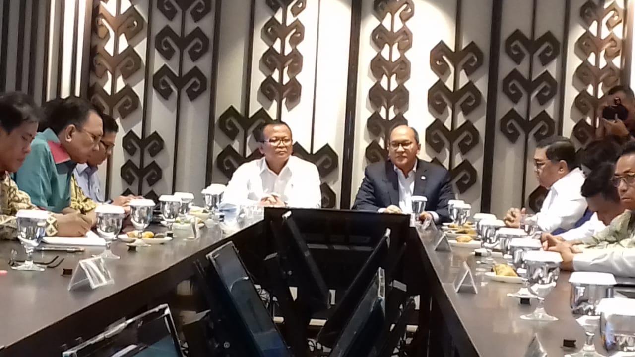Sambangi Kadin, Menteri KKP Bahas Sinergitas Kerja