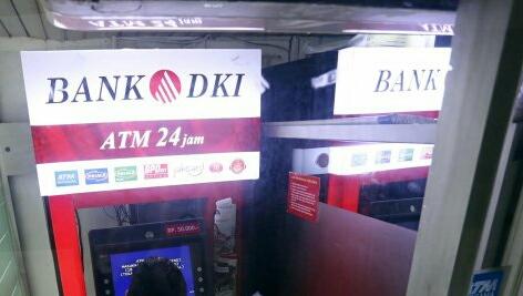 Pembobol Bank DKI 13 Tersangka