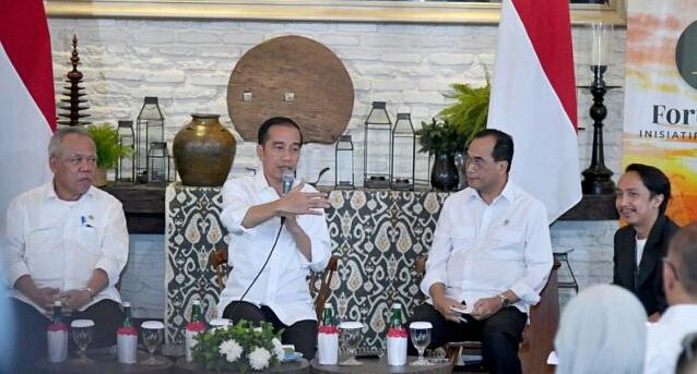 Infrastruktur untuk Peradaban Indonesia Maju