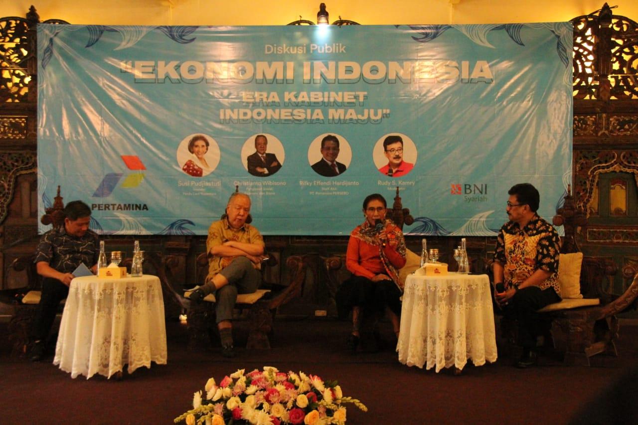 Kejayaan Perairan Indonesia Harus Dikembalikan