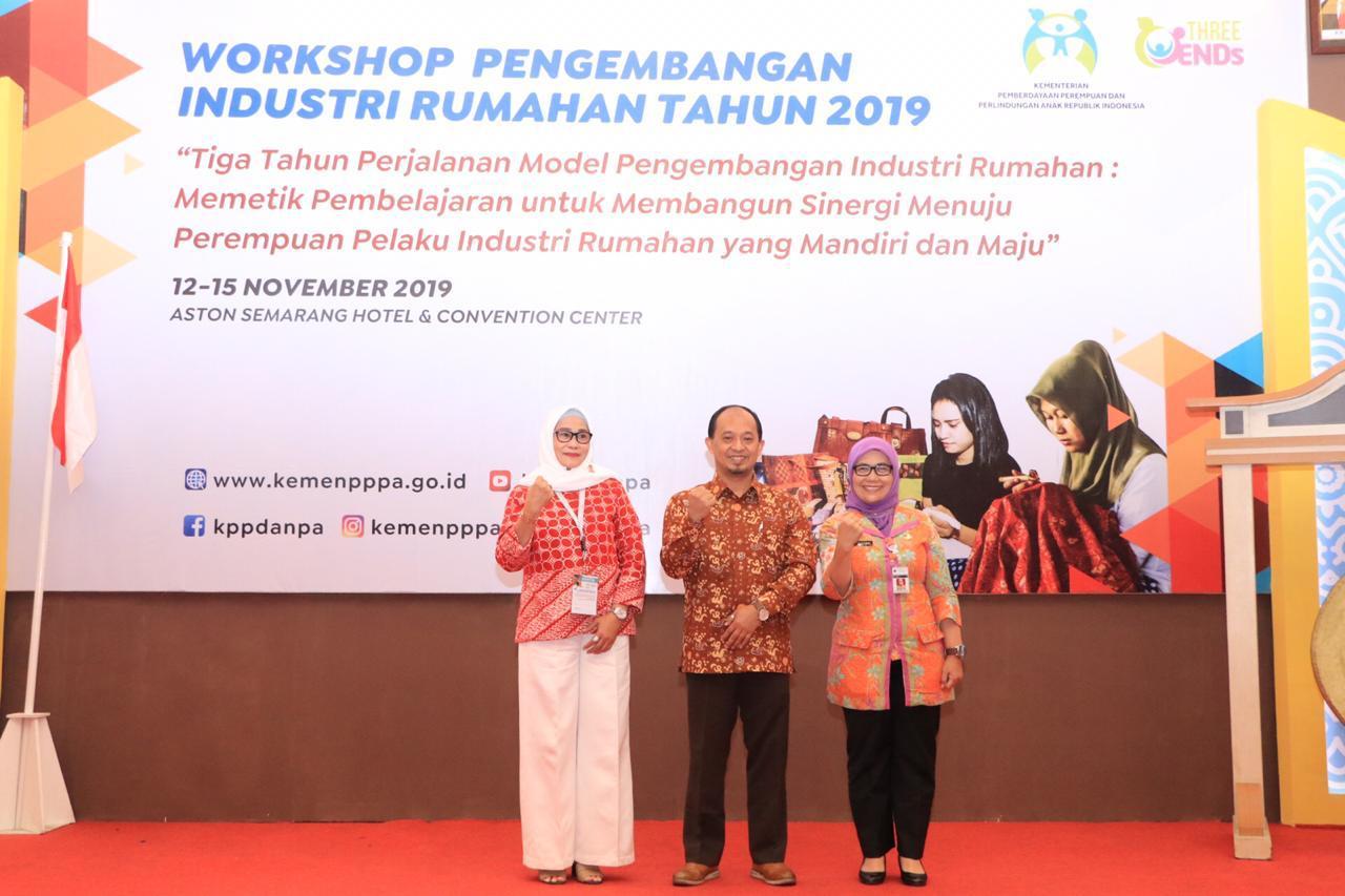 Kemen PPPA Berupaya Memperkuat Pemberdayaan Perempuan di Bidang Ekonomi