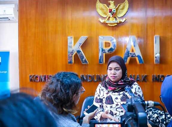KPAI Desak Mendagri Segera Terbitkan Surat Izin Pemeriksaan Pihak IkutTerlibat