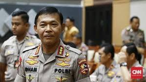 Kapolri Lega Bercampur Prihatin,Penyerang Penyidik KPK Polisi Aktif