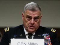 Jenderal Mark Milley Sebut AS Harus Menahan Diri di Hadapan Iran