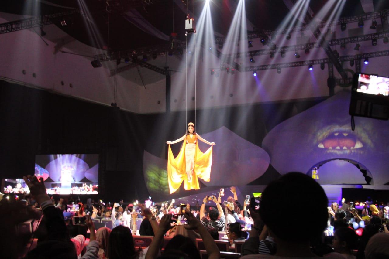 Konser Dongeng 4 Naura Menjadi Pertunjukan Paling Berkesan di 2019