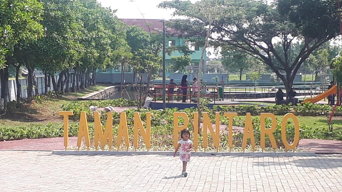 Taman Bintaro TMB Jadi Lokasi Wisata Favorit Masyarakat Cilincing