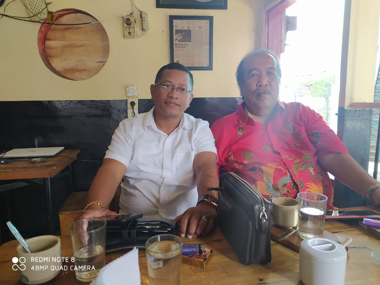 Barisan Pemuda Karo dan Relawan Padamu Negeri Mendukung Bobby Nasution Maju Pilwakot