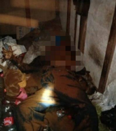 Polsek Tanjung Duren Tangani Pememuan Mayat Pria Membusuk Dalam Gubuk di JL.Jelambar Selatan 13