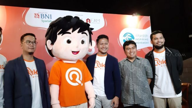 Grand Launching Serial Animasi Riko The Series