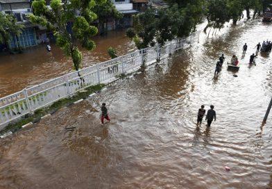 Atasi Banjir di Wilayahnya, Pemko Jakarta Barat Miliki SOP Penanganan