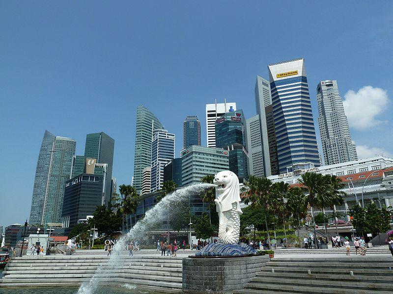 Hambat Pendemi Corona, Singapura Keluarkan Aturan Warganya Menjaga Jarak