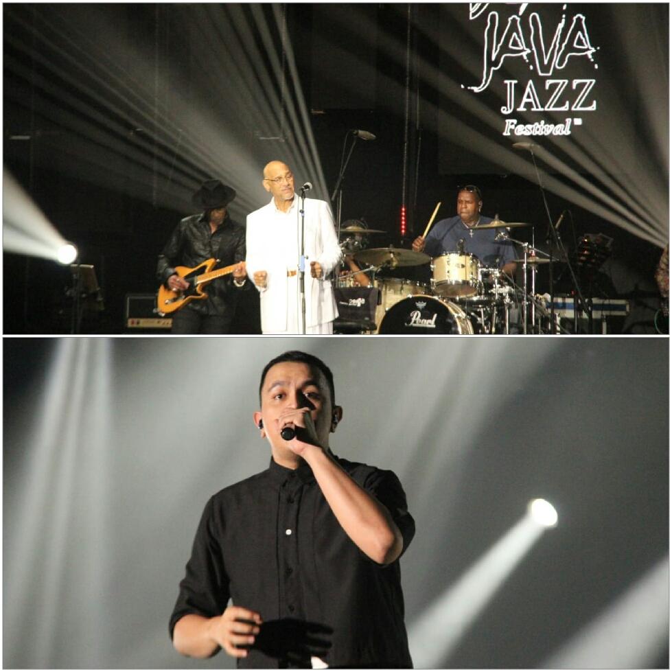 Akhiri Java Jazz Festival 2020 Duet Phil Perry dan Tulus,