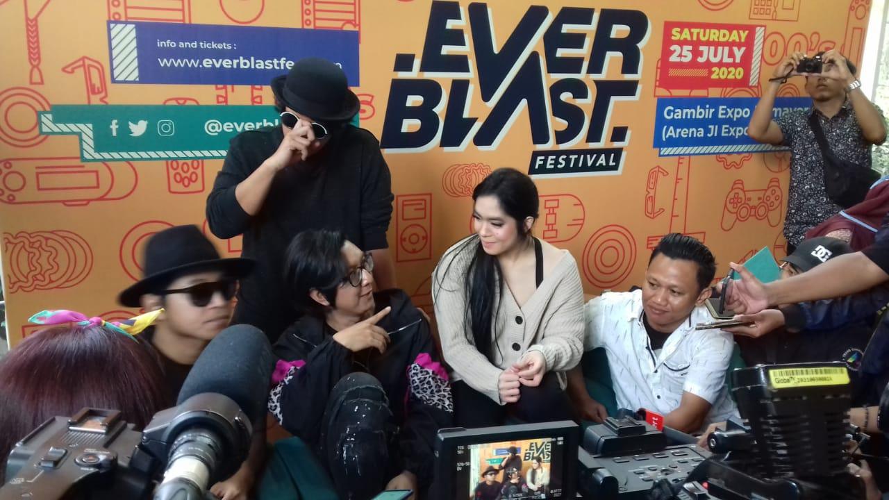 Bakal Digelar 'Everblast' Festival Bakal di Gambir Expo, 25 Juli 2020