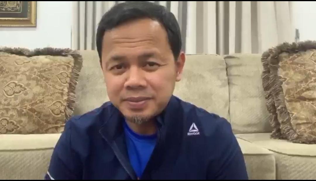 Pengakuan Bima Arya Walikota Kota Bogor Dirinya Positif Covid-19