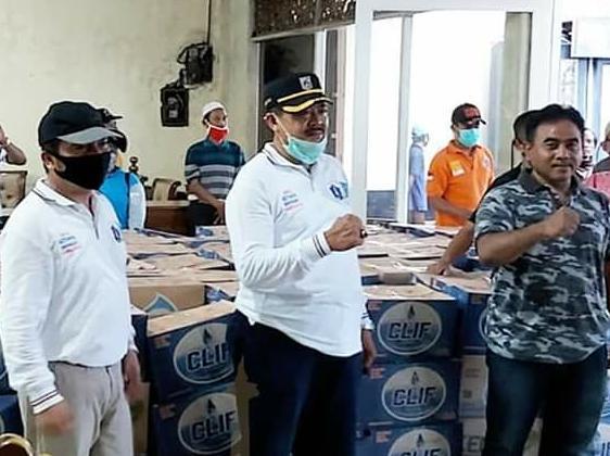 Dihari Keempat PSBB, Sudinsos Jakarta Timur Kembali Salurkan Bantuan di 5 Kelurahan