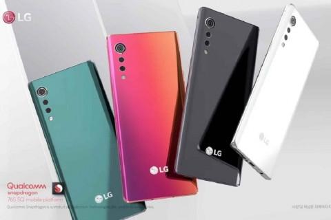 LG Velvet Smartphone 5G Mengusung Setup Tiga Kamera Belakang