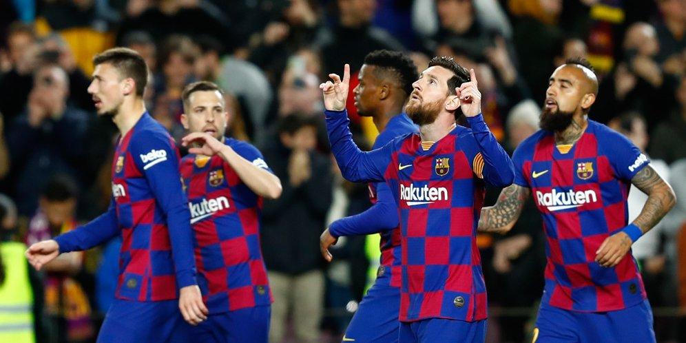 Keuangan Barcelona Menipis, Gaji Pemain Dipotong 70% Untuk Menutupi Keuangan Klub