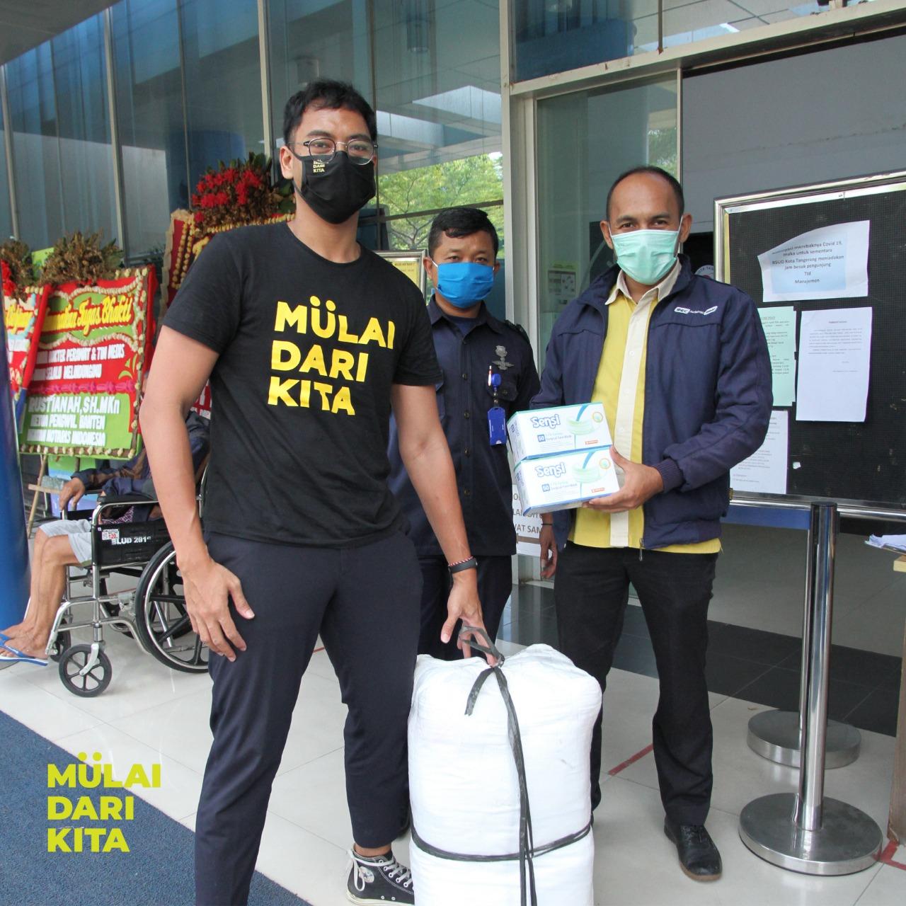 #MulaiDariKita Perpanjang Penggalangan Donasi Hingga Akhir April 2020 Untuk Terdampak Pandemi Covid-19