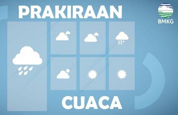 Hari Ini, Jakarta Selatan Berpotensi Hujan Disertai Kilat dan Petir