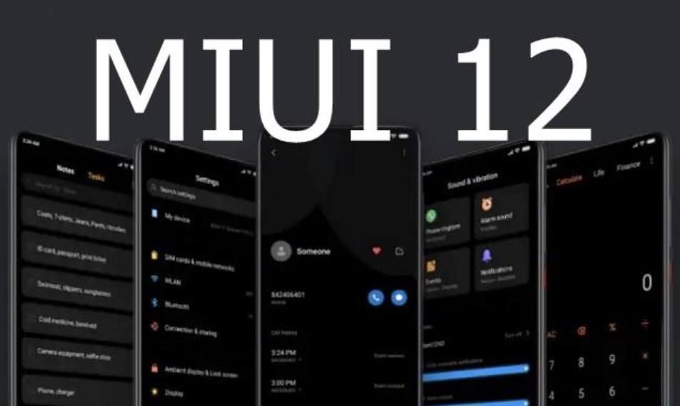 Xiaomi MIUI 12 Akan Hadir 27 April 2020 Dengan Dark Mode