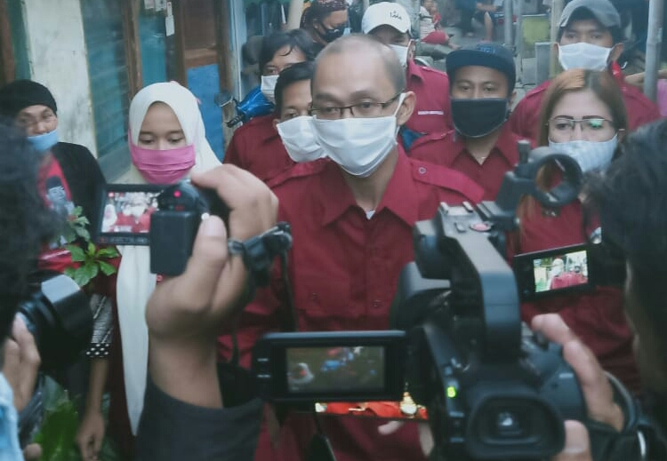 KPP Bentuk Rumah Ekonomi Rakyat Indonesia Bantu Masyarakat Terdampak Virus Corona