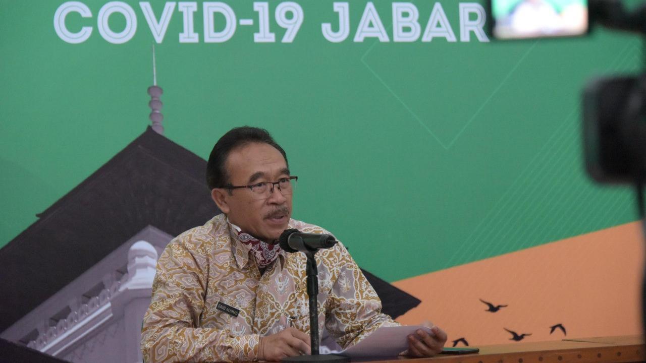 Jawa Barat Sudah Mengkategorian Setiap Daerah Yang Diberlakukan New Normal