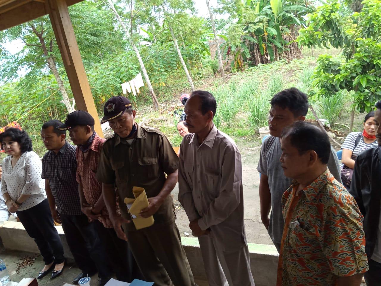 SK Ketua dan Pengurus Deli Serdang Terpilih Diserahkan DPD Relawan Padamu Negeri (RPN) Sumut