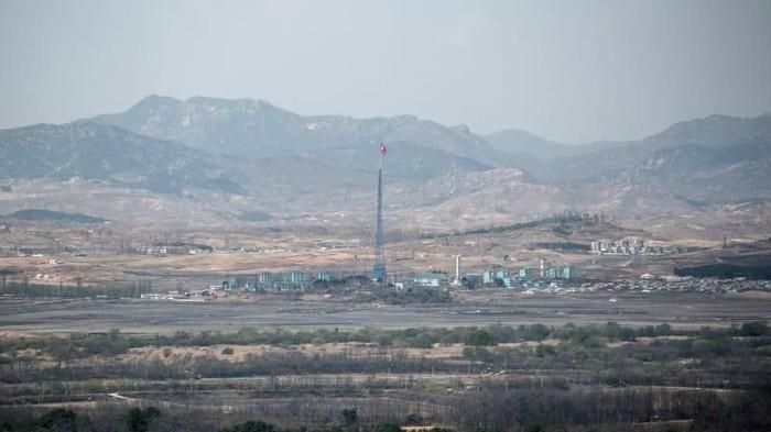 Adu Senjata Korea Utara vs Korea Selatan di Zona Demiliterisasi