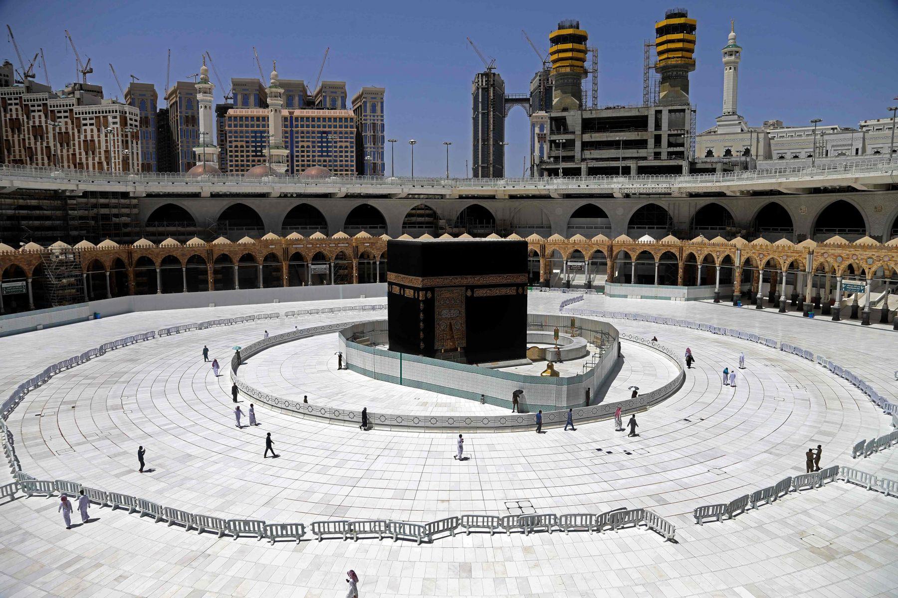 Otoritas Arab Saudi Umumkan Jemaah Haji Tahun Ini Sangat Terbatas