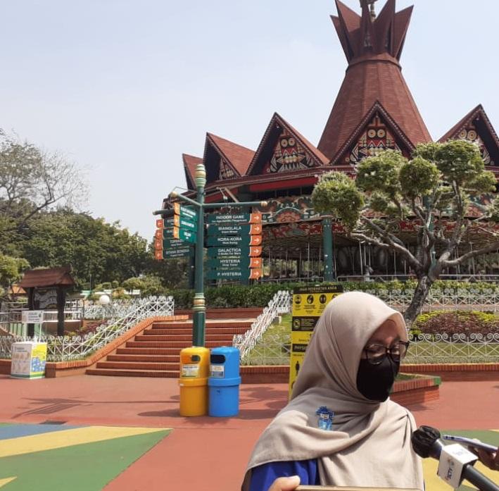 Hari Ini Taman Impian Jaya Ancol Dibuka, Tapi Ada Aturan Bagi Pengunjung