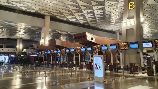 Bandara AP II Kembali Terapkan Pembatasan Penerbangan, Ada 7 Syarat Penumpang