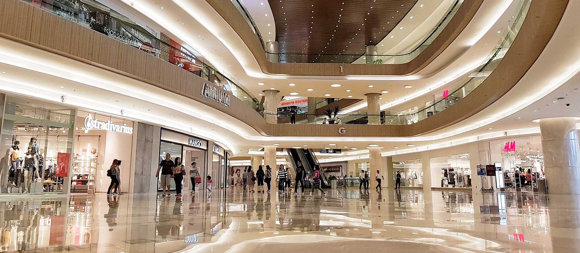 Semua Mall 15 Juni Buka Tidak Semua Tenan Beroperasi dan Terapkan Protokol Kesehatan