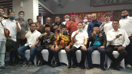 Dir Intelkam PMJ Silaturahmi Dengan Ketua Ormas Se-Jakbar, untuk Bersama Tidak Terprovokasi dan Memprovokasi