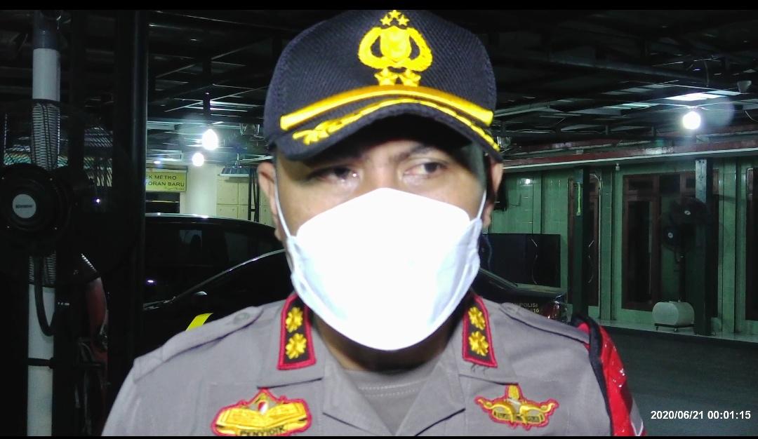 Polsek Metro Kebayoran Baru Bersama 3 Pilar Patroli Cipta Kondisi Aman Nusa 2