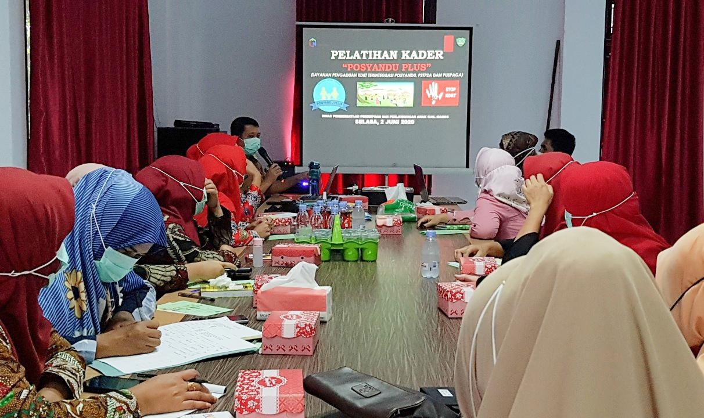 """DPPPA Maros Dorong """"Posyandu Plus"""" Untuk Layanan Informasi dan Pengaduan KDRT"""