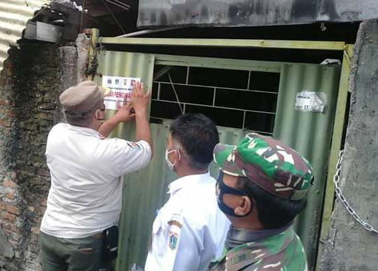 Lantaran Mudik, Belasan Warga di Wilayah Kelurahan Jati Dikarantina Petugas Saat Kembali di Jakarta