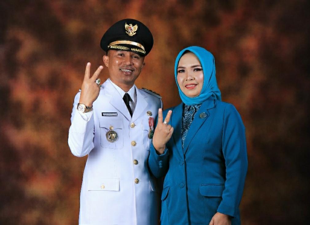 Pemkab Lampung Barat Mendapatkan Penghargaan di Bidang Bangga Kencana Tahun 2020.