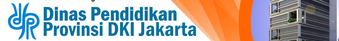 Tahun Ajaran 2020/2021 ''Siap Belajar Jakarta' Diluncurkan Disdik DKI