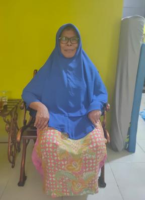 Bantuan Program JKN-KIS, Operasi Katarak Ibu Nurmaidah Aman dan Terjamin