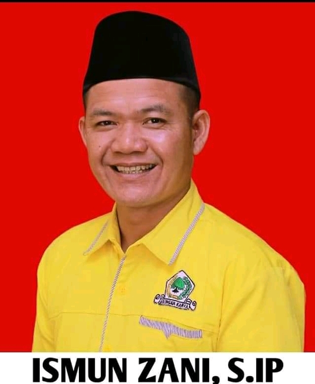 Ismun Zani Kembali Pimpin DPD II Partai Golkar Kabupaten Lampung Barat Periode 2020 – 2025