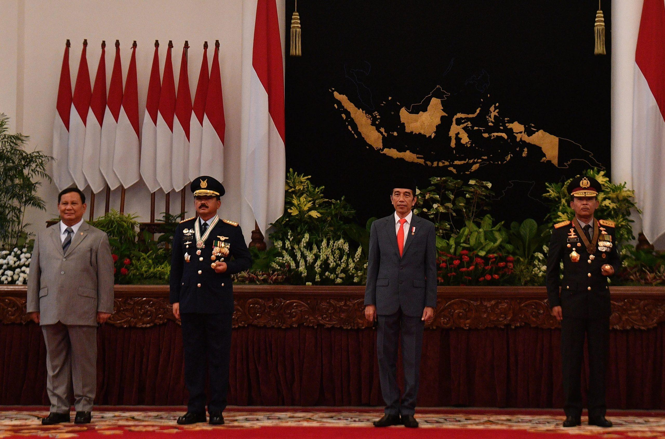 HUT Bhayangkara ke-74 Presiden Berikan 7 Instruksi Buat Polri