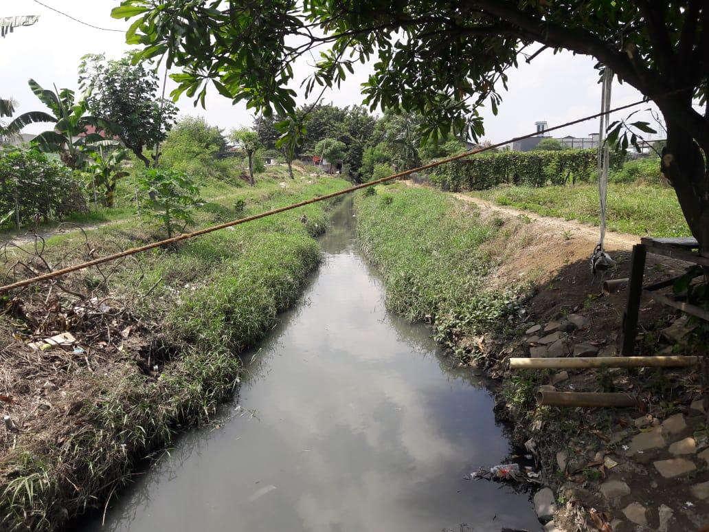 """Pemkot Jaktim Jangan """"Tutup Mata"""" Sering Banjir Saat Hujan, Warga RT 02 Cakung Barat Minta Segera Normalisasi Kali Malang"""