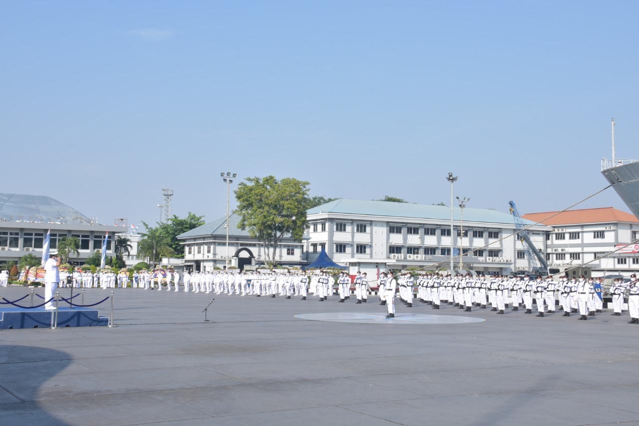 59th Kolinlamil Makin Bertekad Tingkatkan Pengabdian Kepada Nusa dan Bangsa