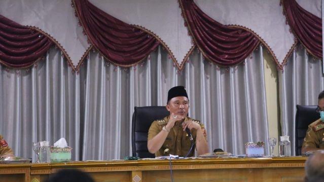 Bupati Lampung Barat Mengapresiasi Kinerja P3MD