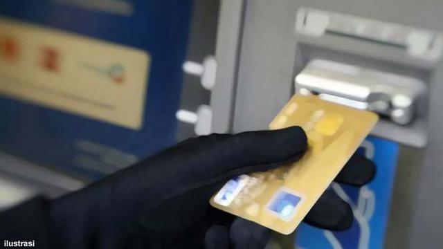 Hindari Modus Ganjal ATM, Kartu Macet Jangan Percaya Tiba-tiba Ada yang Menolong