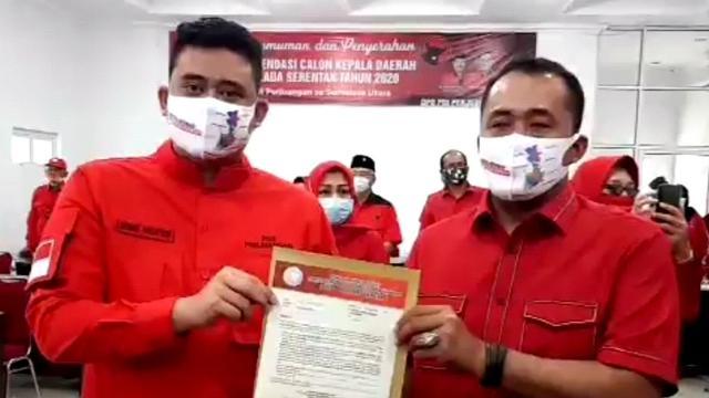 Kader PDI Perjuangan Tetap Solid Dukung dan Siap Memenangkan Bobby Nasution di Pilkada Kota Medan