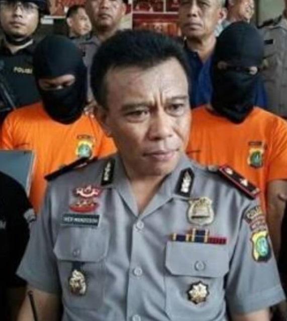 Kompol Iver Son Manossoh Mendapat Jabatan Baru Wakapolres Pelabuhan Tanjung Priok