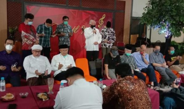 Gerakan Moral Untuk Indonesia Sejumlah Tokoh Nasional Deklarasikan KAMI