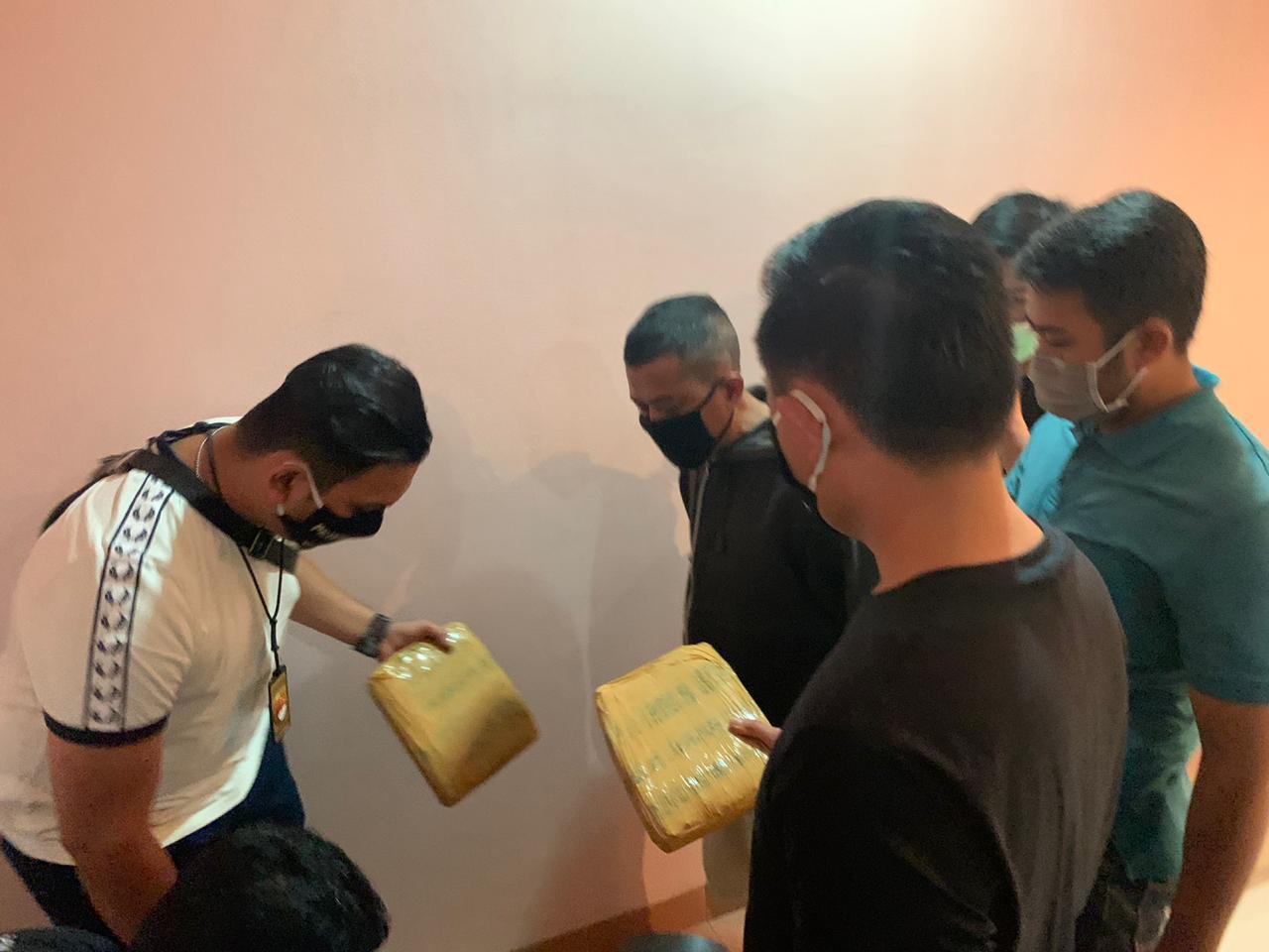 7 Pengedar Narkoba Spesialis Ganja Jaringan Lintas Sumatera Diungkap Satnarkoba Polres Metro Jakarta Barat