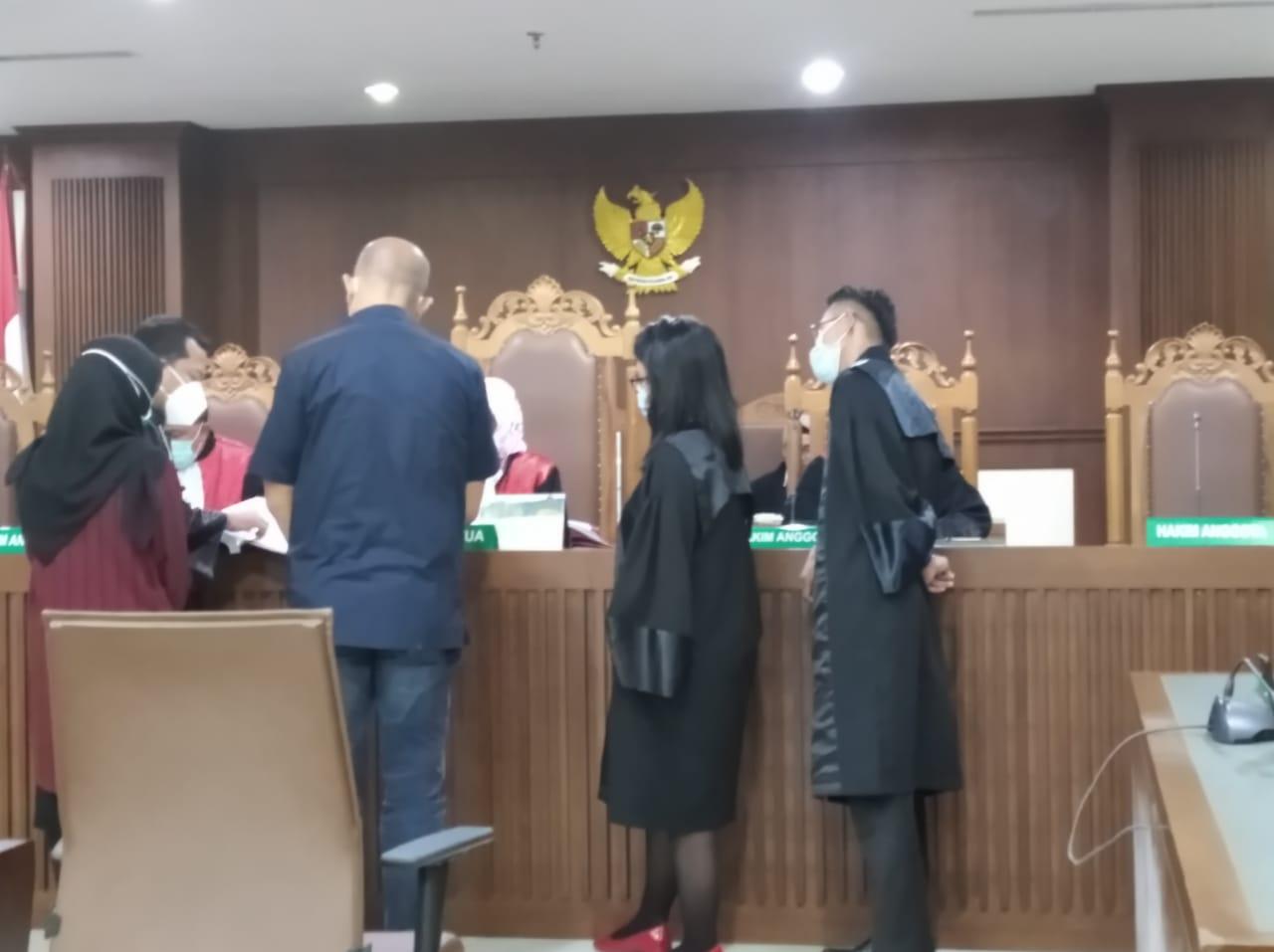Sidang Mark Up Tanah Cisarua, Jaksa Tuntut Terdakwa Junaidi 4 Tahun Penjara